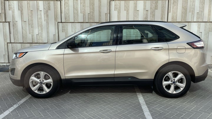 Ford Edge-LEFT SIDE VIEW
