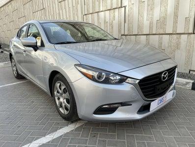 2018 Mazda 3 1.8