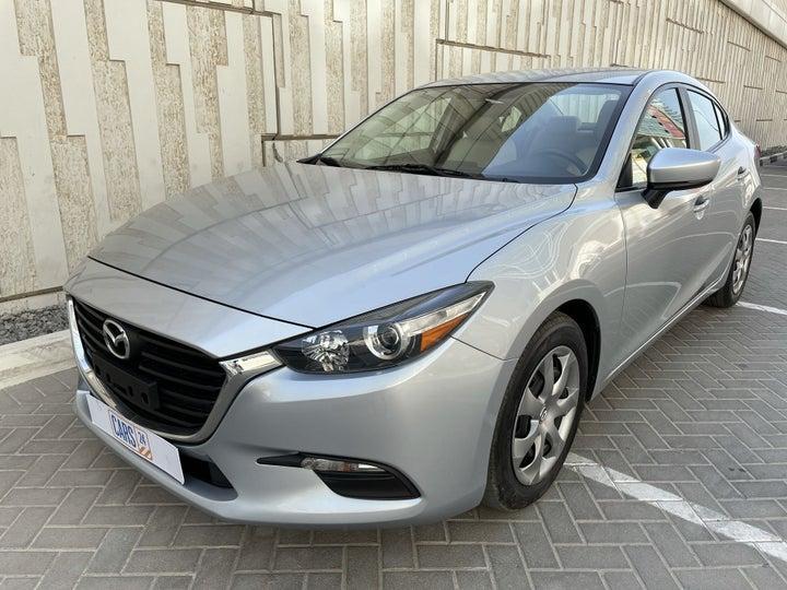 Mazda 3-LEFT FRONT DIAGONAL (45-DEGREE) VIEW