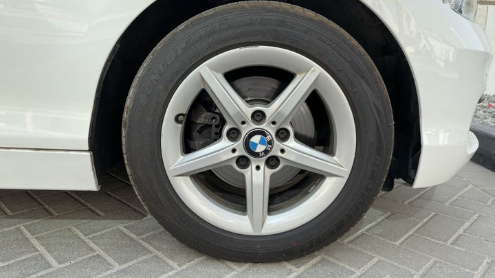 BMW 1 Series-RIGHT FRONT WHEEL