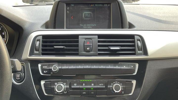 BMW 1 Series-CENTER CONSOLE