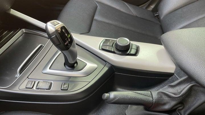 BMW 1 Series-GEAR LEVER
