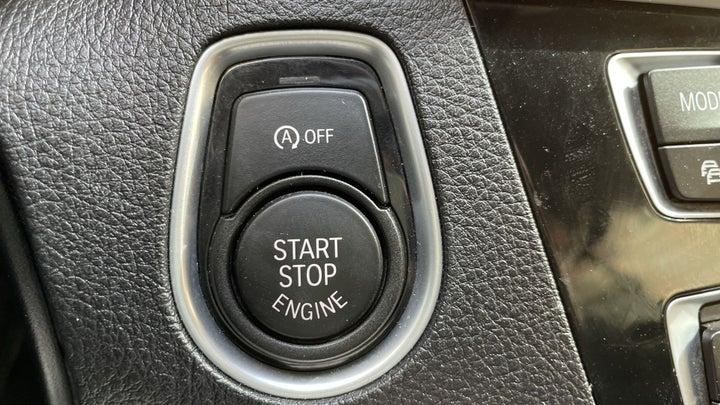 BMW 1 Series-KEYLESS / BUTTON START