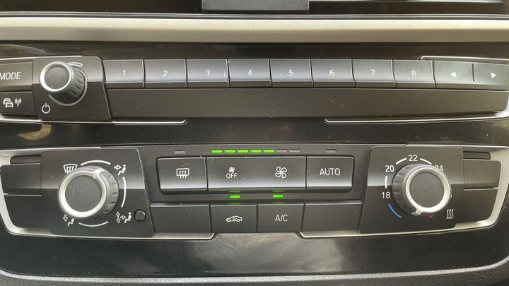 BMW 1 Series-AUTOMATIC CLIMATE CONTROL