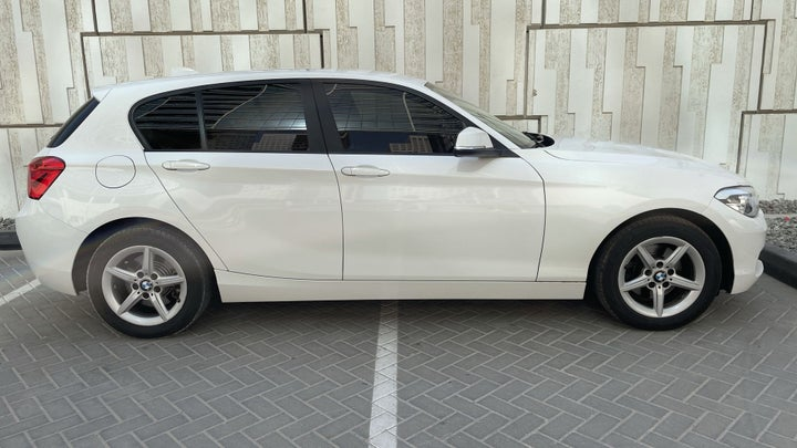 BMW 1 Series-RIGHT SIDE VIEW