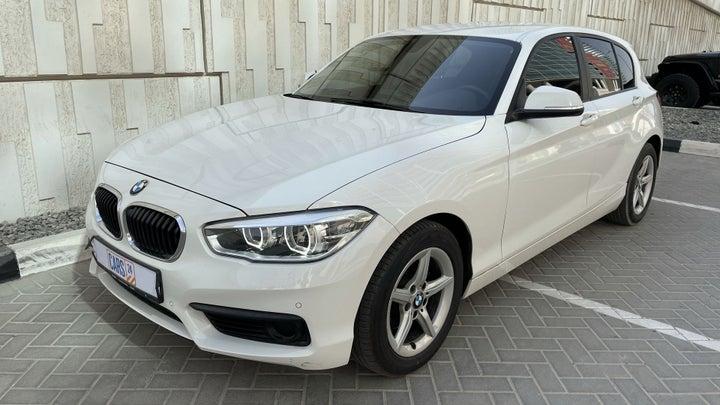 BMW 1 Series-LEFT FRONT DIAGONAL (45-DEGREE) VIEW