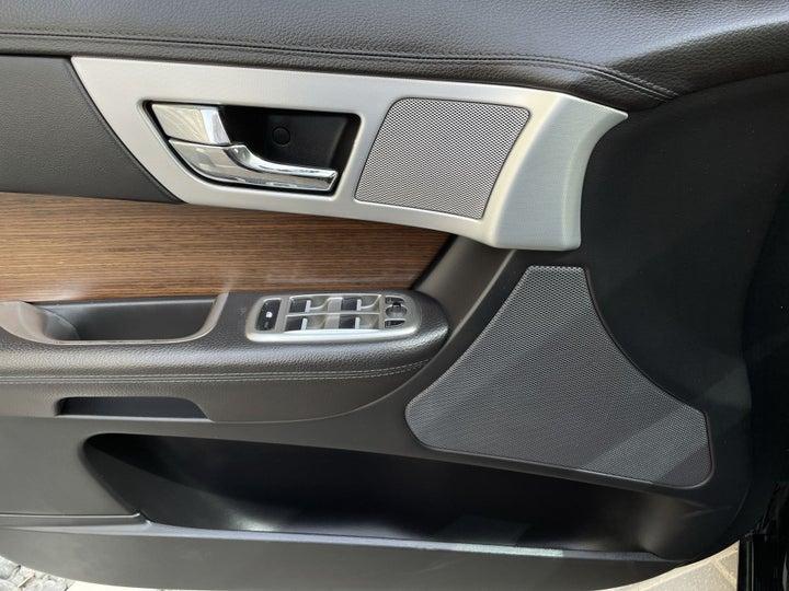 Jaguar XF-DRIVER SIDE DOOR PANEL CONTROLS