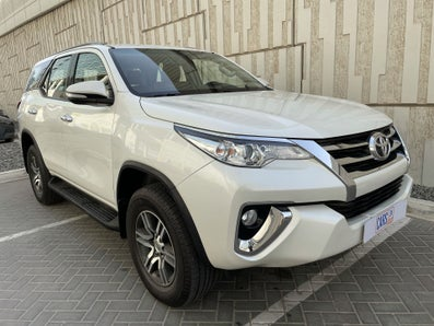 2017 Toyota Fortuner 3.5