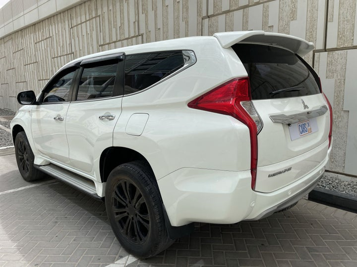 Mitsubishi Montero Sport-LEFT BACK DIAGONAL (45-DEGREE) VIEW