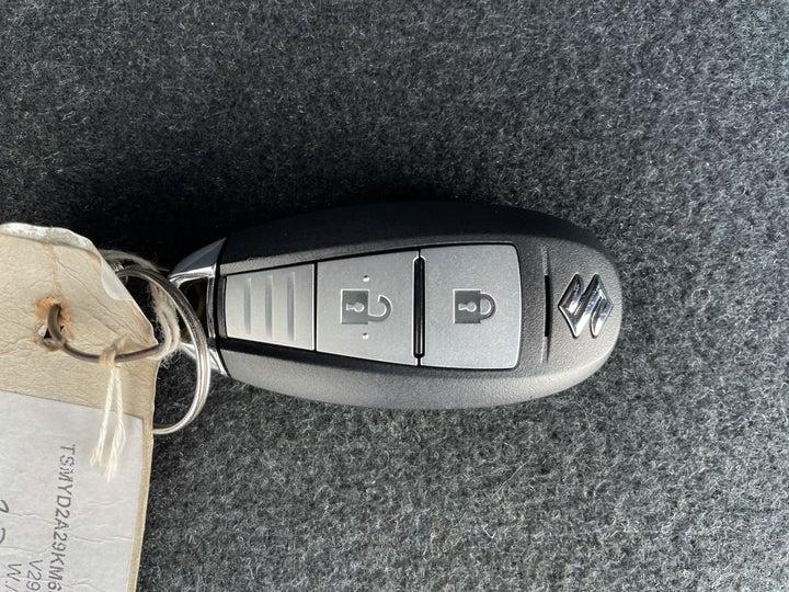 Suzuki Grand Vitara-KEY CLOSE-UP