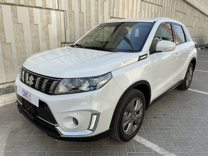 Suzuki Grand Vitara-LEFT FRONT DIAGONAL (45-DEGREE) VIEW