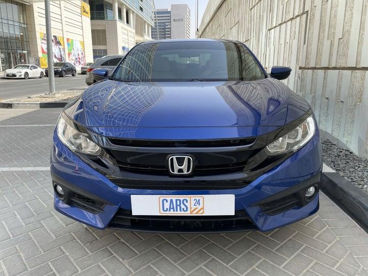 Honda Civic-FRONT VIEW