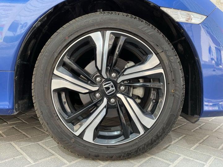 Honda Civic-RIGHT FRONT WHEEL