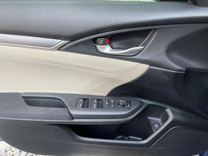 Honda Civic-DRIVER SIDE DOOR PANEL CONTROLS