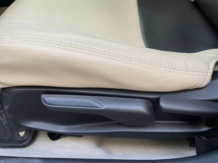 Honda Civic-DRIVER SIDE ADJUSTMENT PANEL