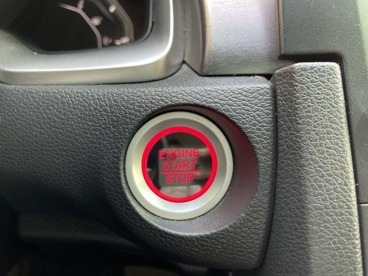 Honda Civic-KEYLESS / BUTTON START