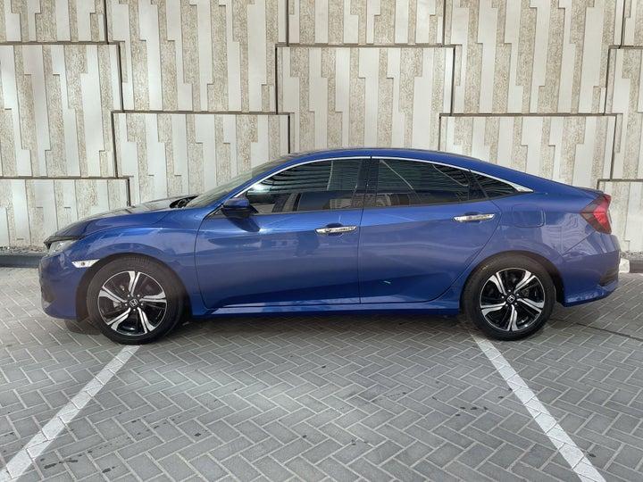 Honda Civic-LEFT SIDE VIEW
