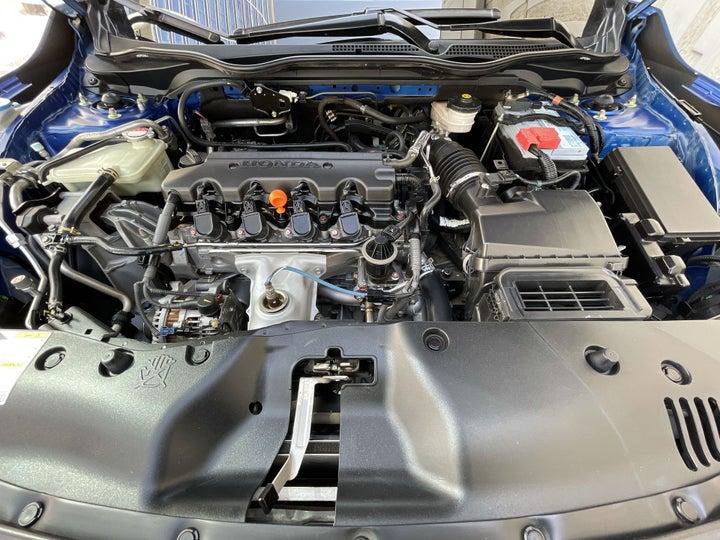 Honda Civic-OPEN BONNET (ENGINE) VIEW