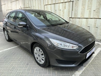 2018 Ford Focus Ecoboost