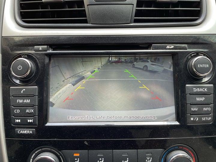 Nissan Altima-PARKING CAMERA