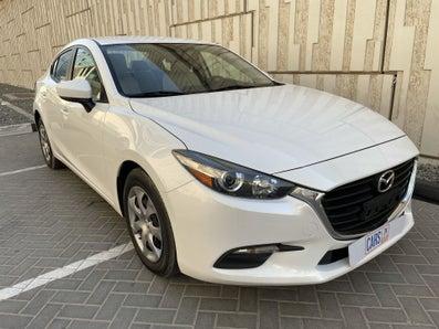 2019 Mazda 3 S