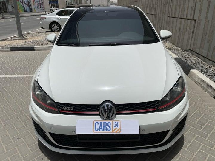 Volkswagen Golf-FRONT VIEW