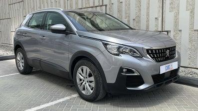 2018 Peugeot 3008 Active