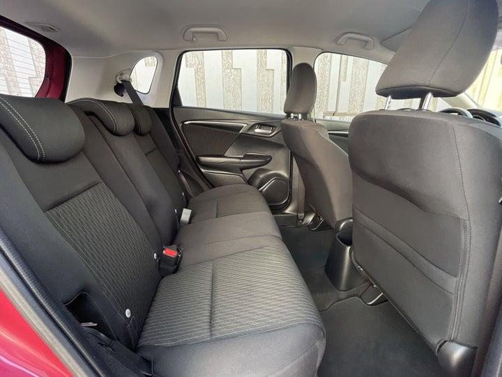 Honda Jazz-RIGHT SIDE REAR DOOR CABIN VIEW
