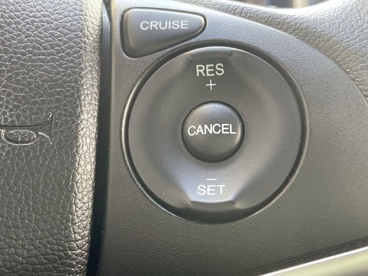 Honda Jazz-CRUISE CONTROL