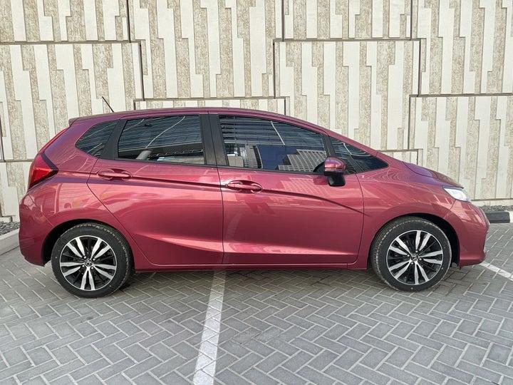 Honda Jazz-RIGHT SIDE VIEW