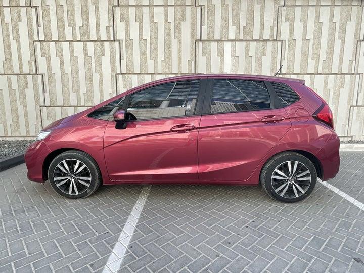 Honda Jazz-LEFT SIDE VIEW