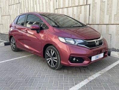 2018 Honda Jazz EX