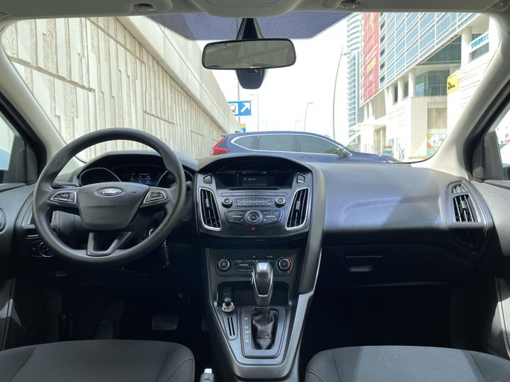 Ford Focus-DASHBOARD VIEW