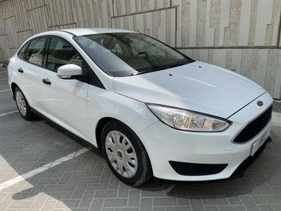 2018 Ford Focus AMBIENTE