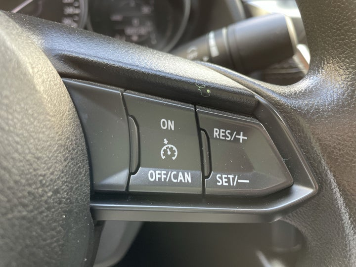 Mazda 6-CRUISE CONTROL
