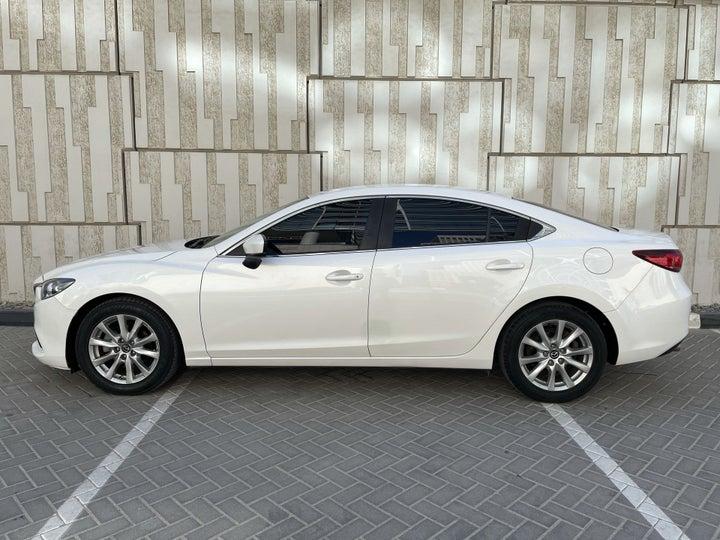 Mazda 6-LEFT SIDE VIEW