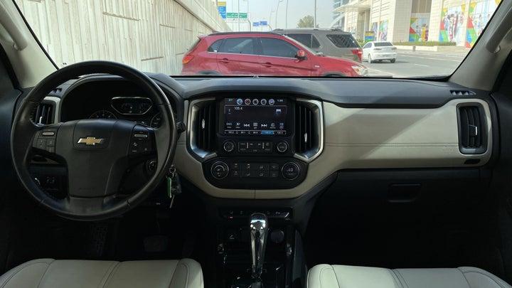 Chevrolet Trailblazer-DASHBOARD VIEW