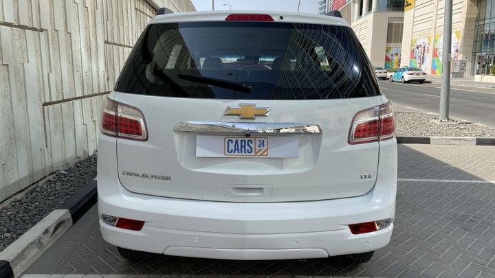 Chevrolet Trailblazer-BACK / REAR VIEW