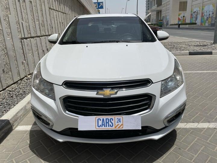 Chevrolet Cruze-FRONT VIEW