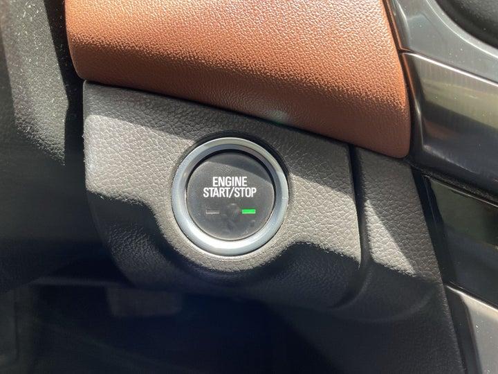 Chevrolet Cruze-KEYLESS / BUTTON START