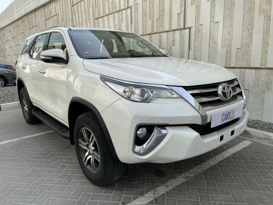 2017 Toyota Fortuner EXR