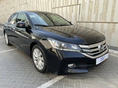 2015 Honda Accord EX-B