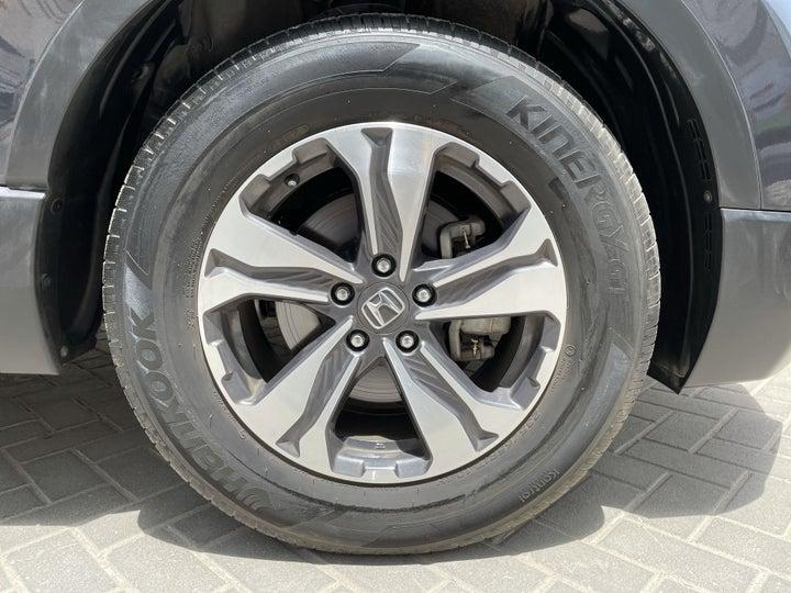Honda CR-V-RIGHT FRONT WHEEL