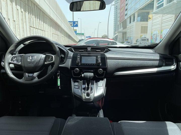 Honda CR-V-DASHBOARD VIEW