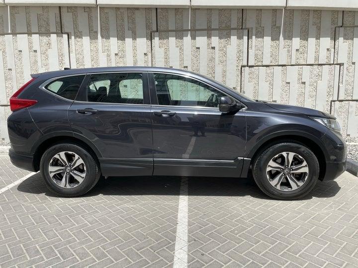 Honda CR-V-RIGHT SIDE VIEW