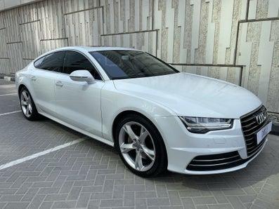 2017 Audi A7 35TFSi