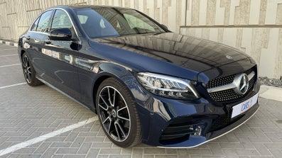 2020 Mercedes Benz C-Class C200 AMG
