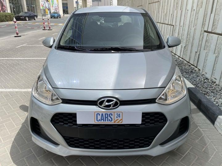Hyundai Grand i10-FRONT VIEW