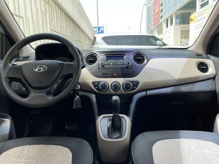 Hyundai Grand i10-DASHBOARD VIEW