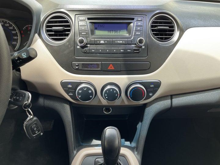 Hyundai Grand i10-CENTER CONSOLE